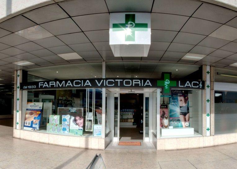 Farmacia Victoria Lac Lugano Fitoterapia Magnetoterapia Omeopatia
